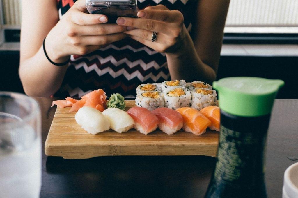 restaurant voor sushi in utrecht