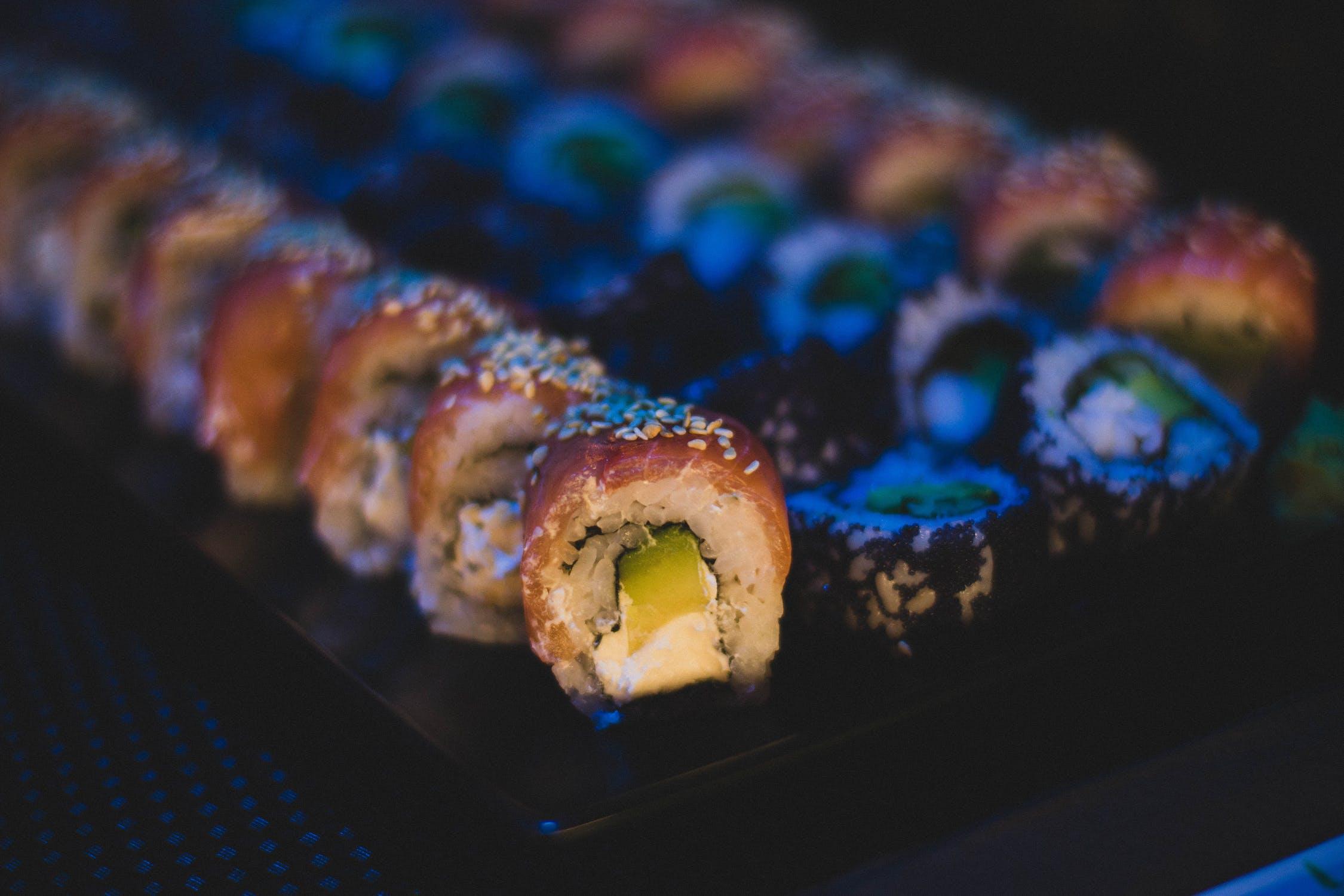 onbeperkt sushi eten