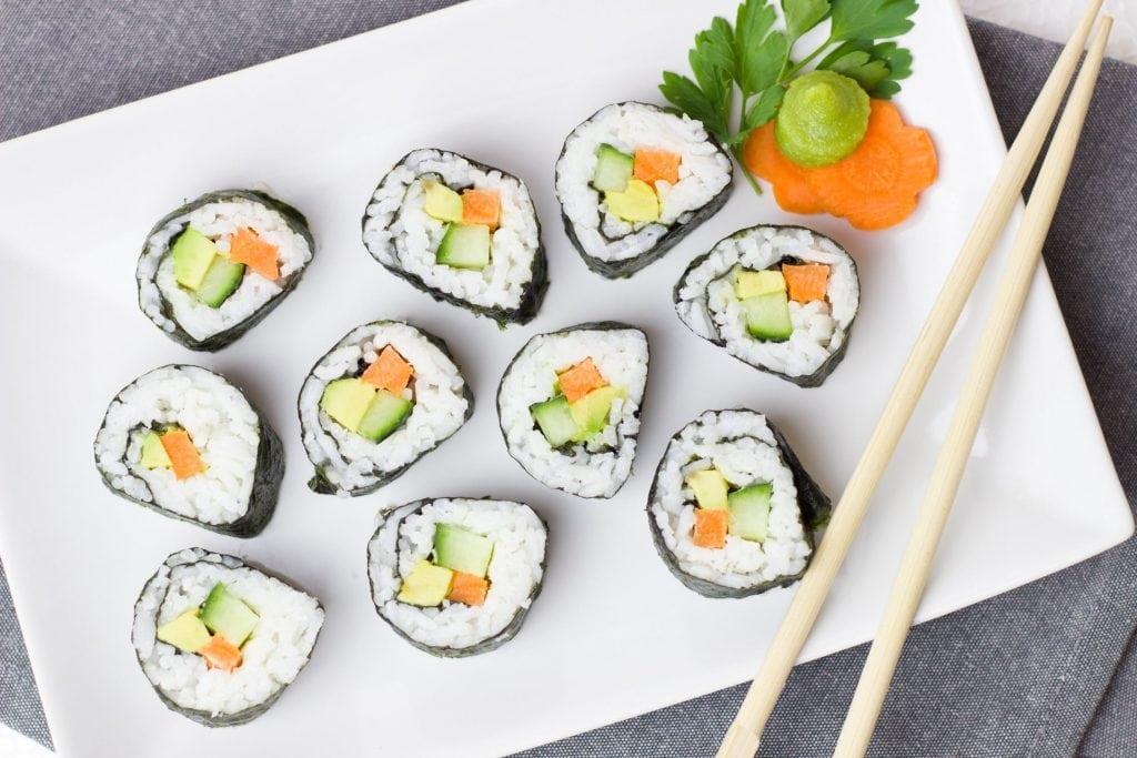 sushi eten restaurants utrecht