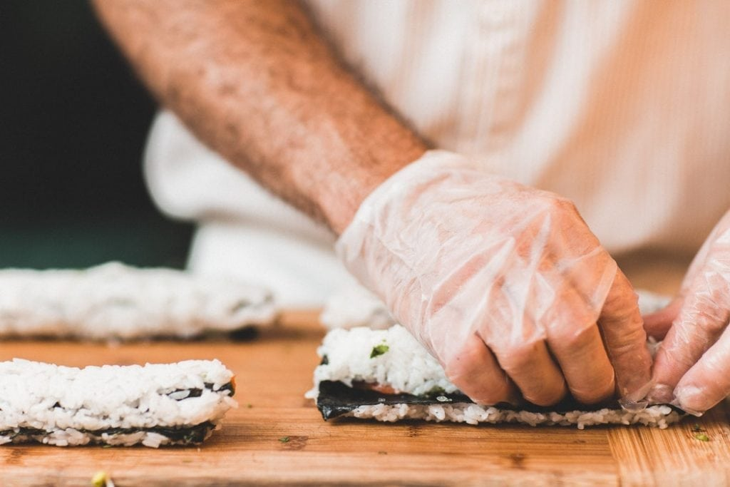 sushi restaurant utrecht