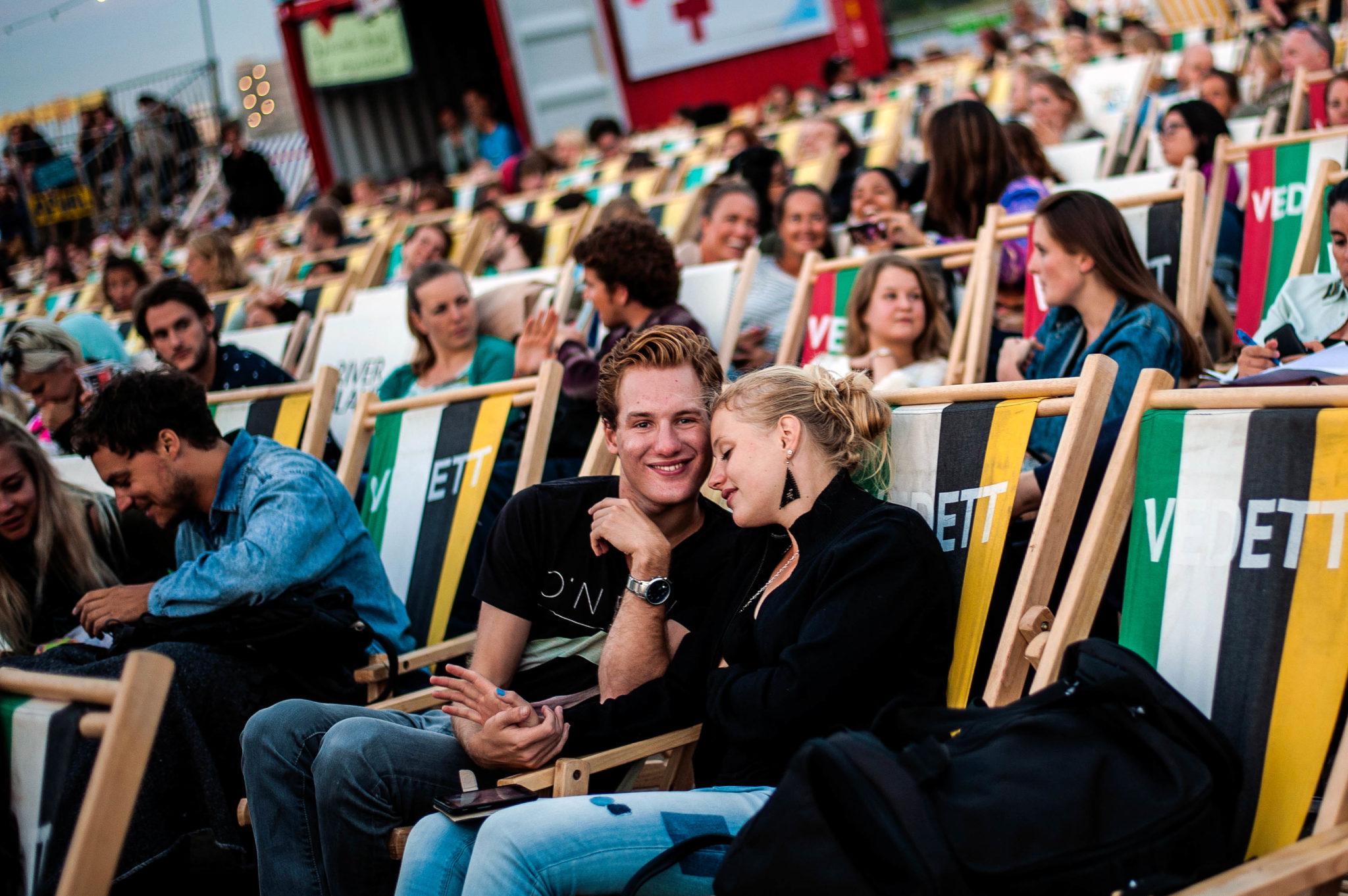 Pluk de Nacht Utrecht filmfestival