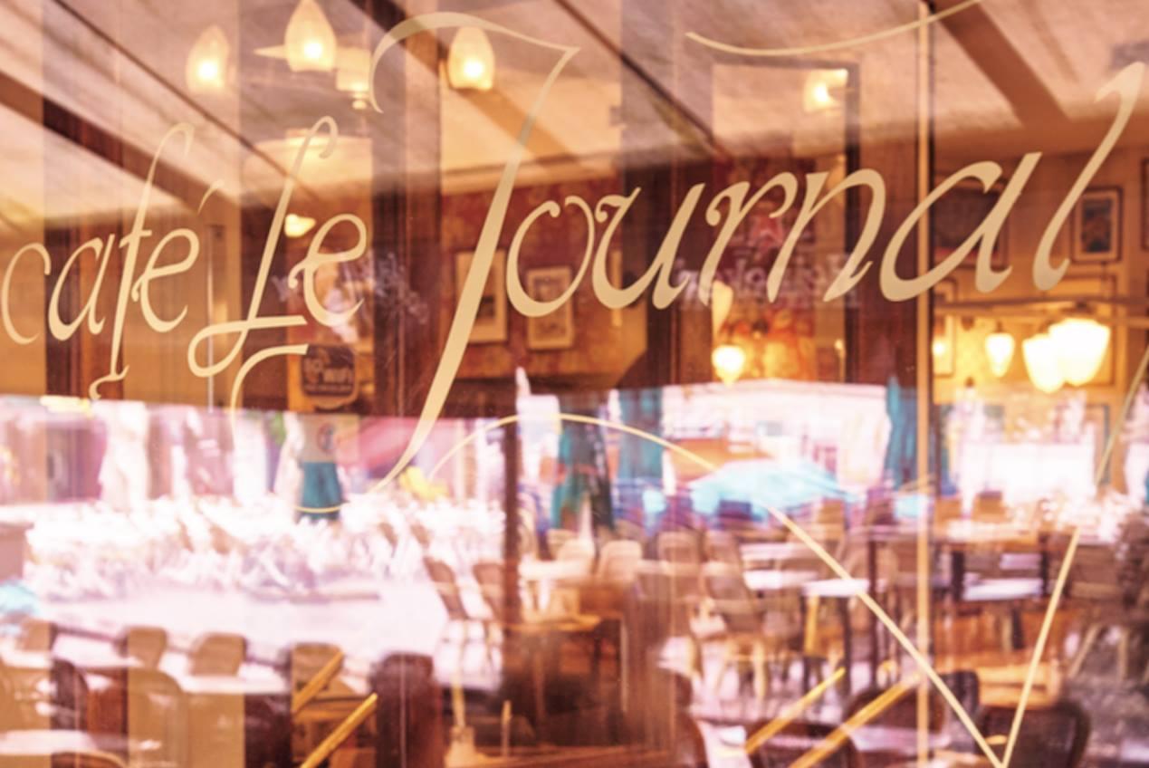 Café Le Journal Utrecht
