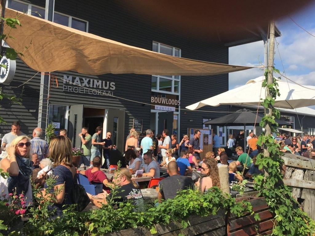 festival maximus brouwerij utrecht