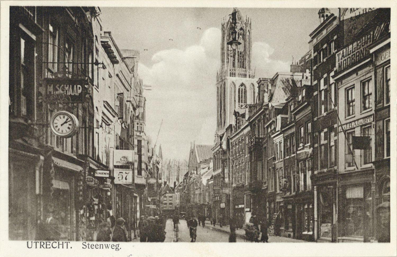 Utrecht Steenweg archief (1)