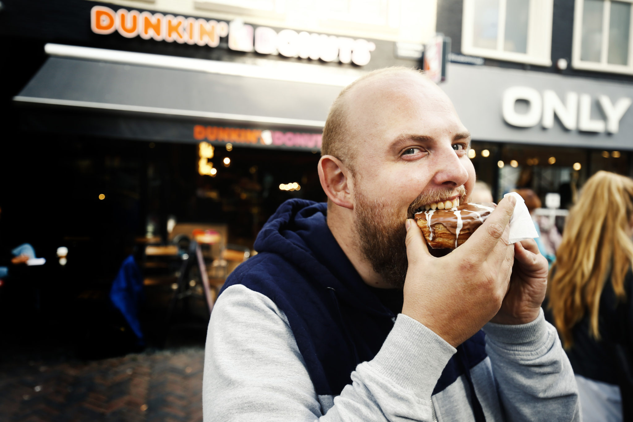 Dunkin Donuts utrecht