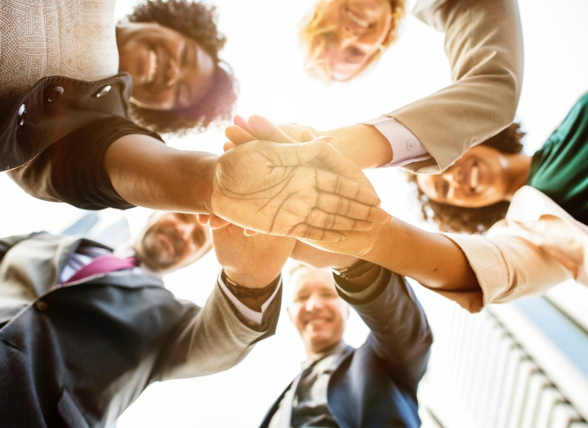 teamwork samenwerken