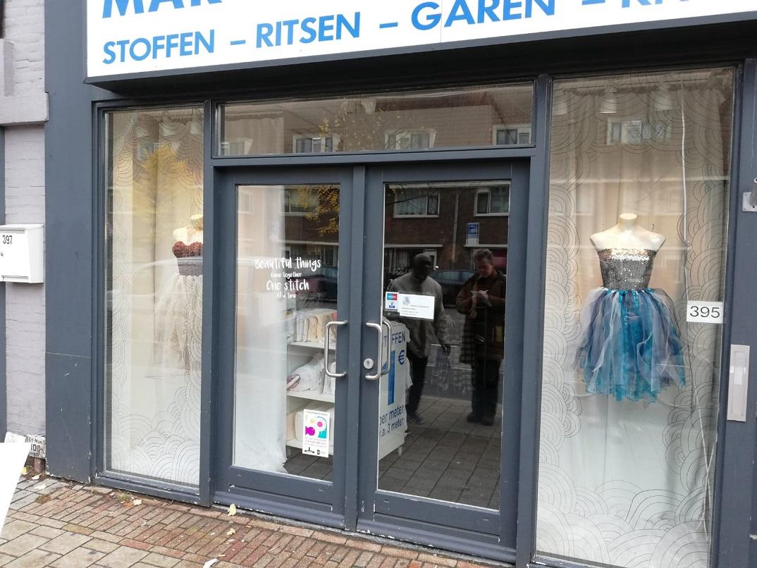 Margas Stoffenshop Utrecht Amsterdamsestraatweg