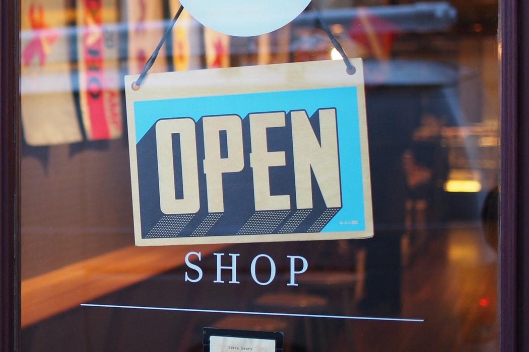 Shop foto via Unsplash