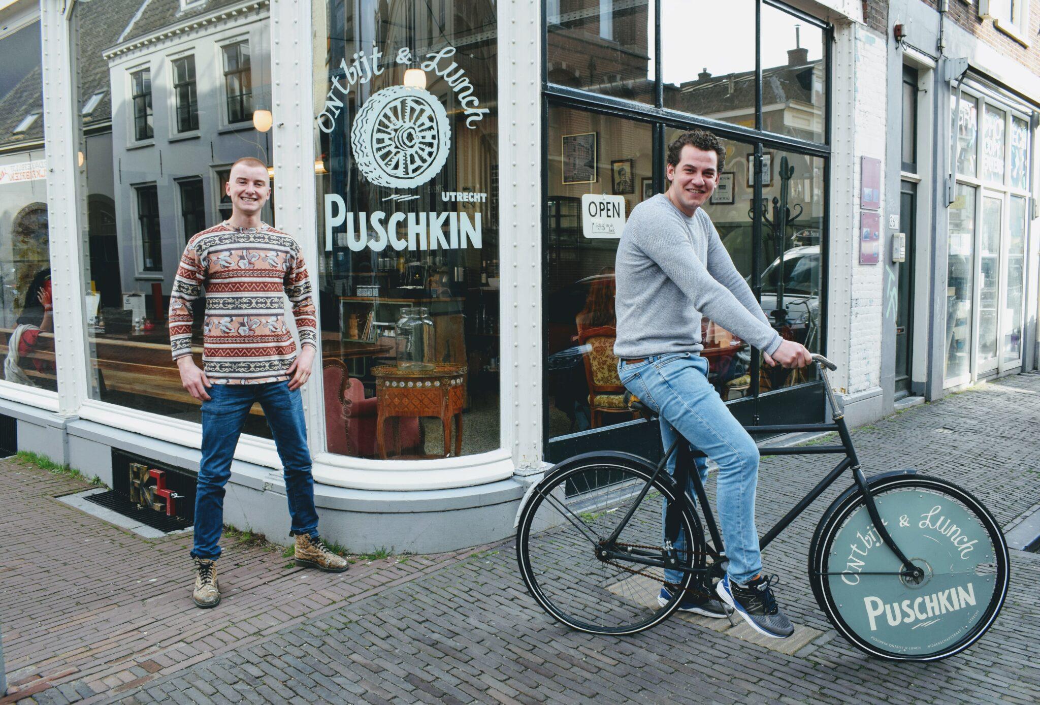 Puschkin Utrecht AK24