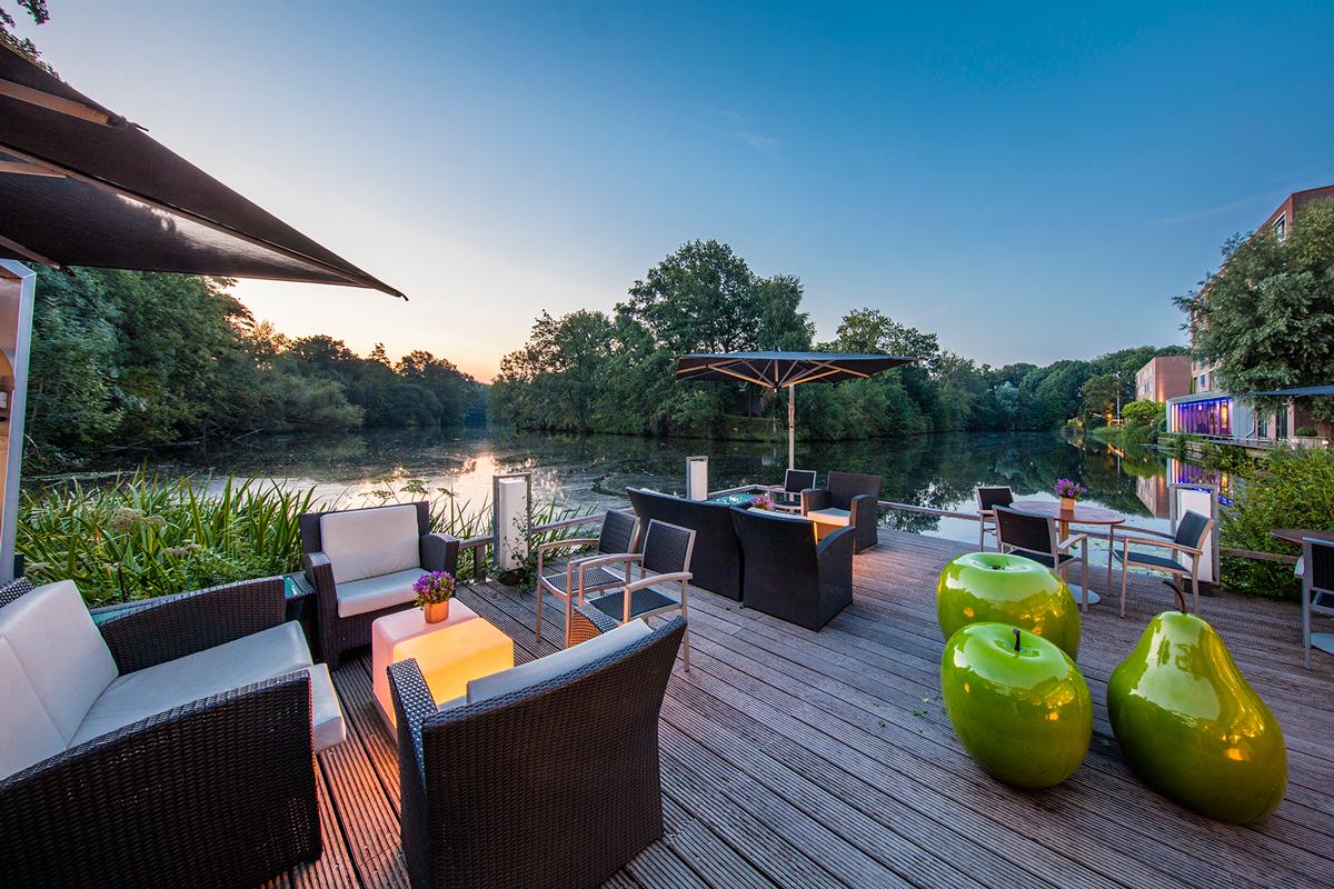 restaurant vlak bij snelweg utrecht Vlonders Hotel Mitland