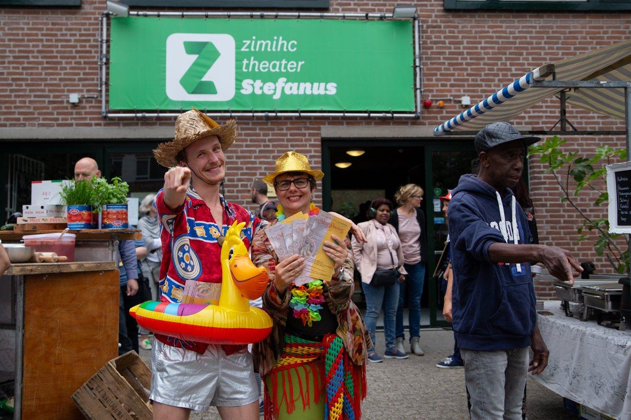 ZIMIHC Theater Stefanus