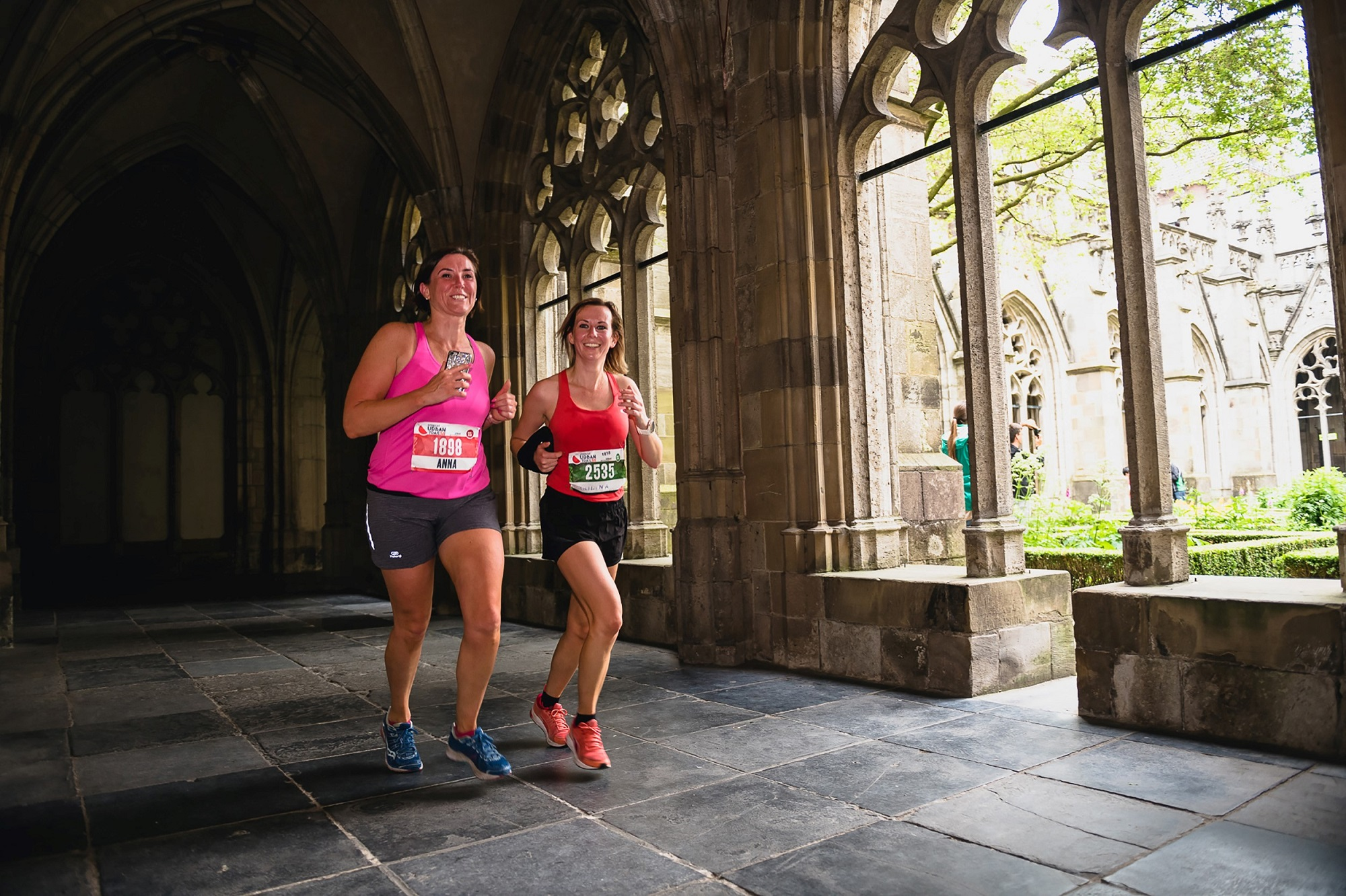 pandhof domkerk Urban Trail