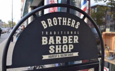 Brothers barbershop asw030
