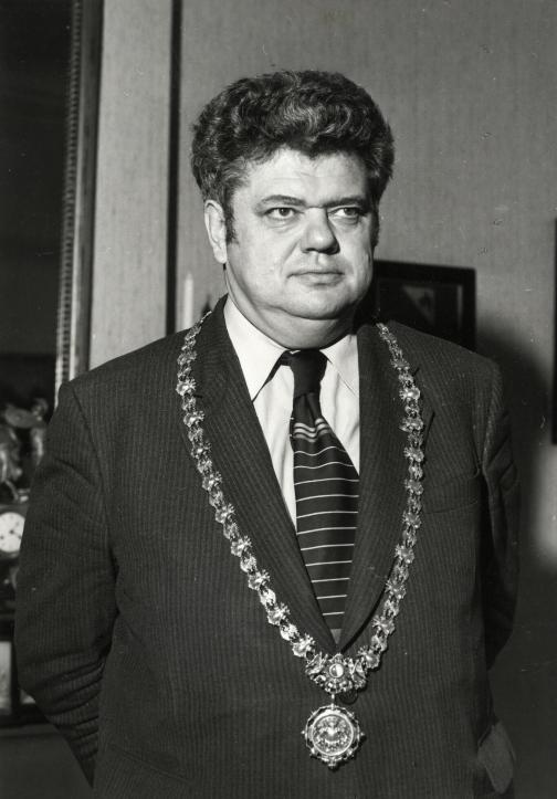 burgemeester henk vonhoff