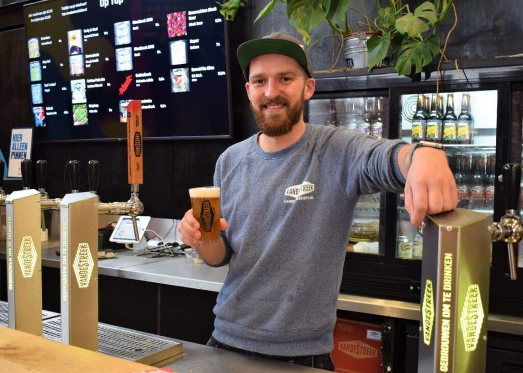 interview dennis jongeling vandestreek bier