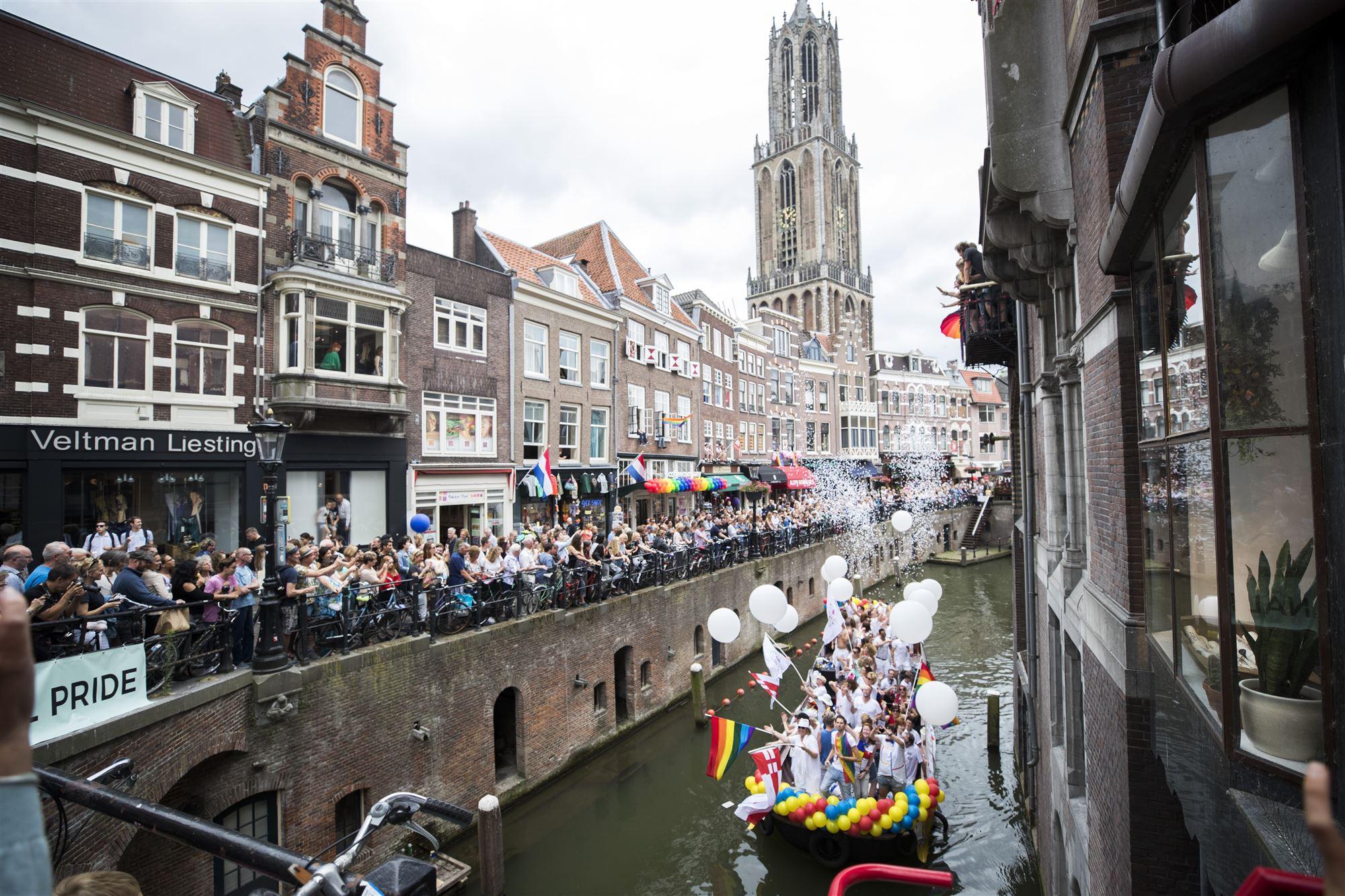 Utrecht Canal Pride ANP