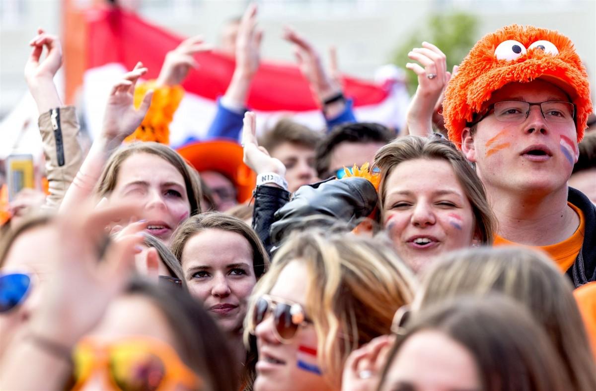Koningsdag Utrecht