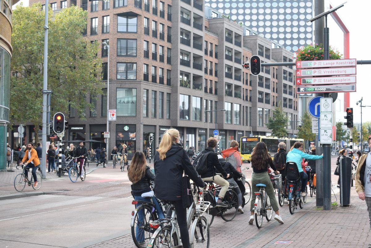 fietsfile vredenburg utrecht