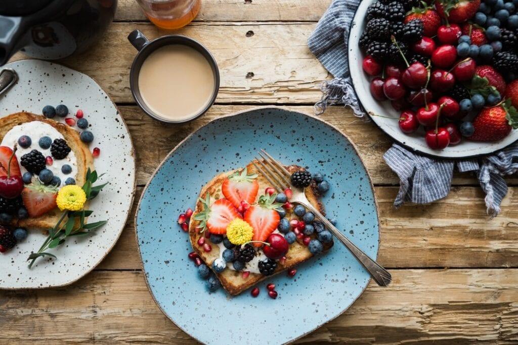 ontbijt restaurant