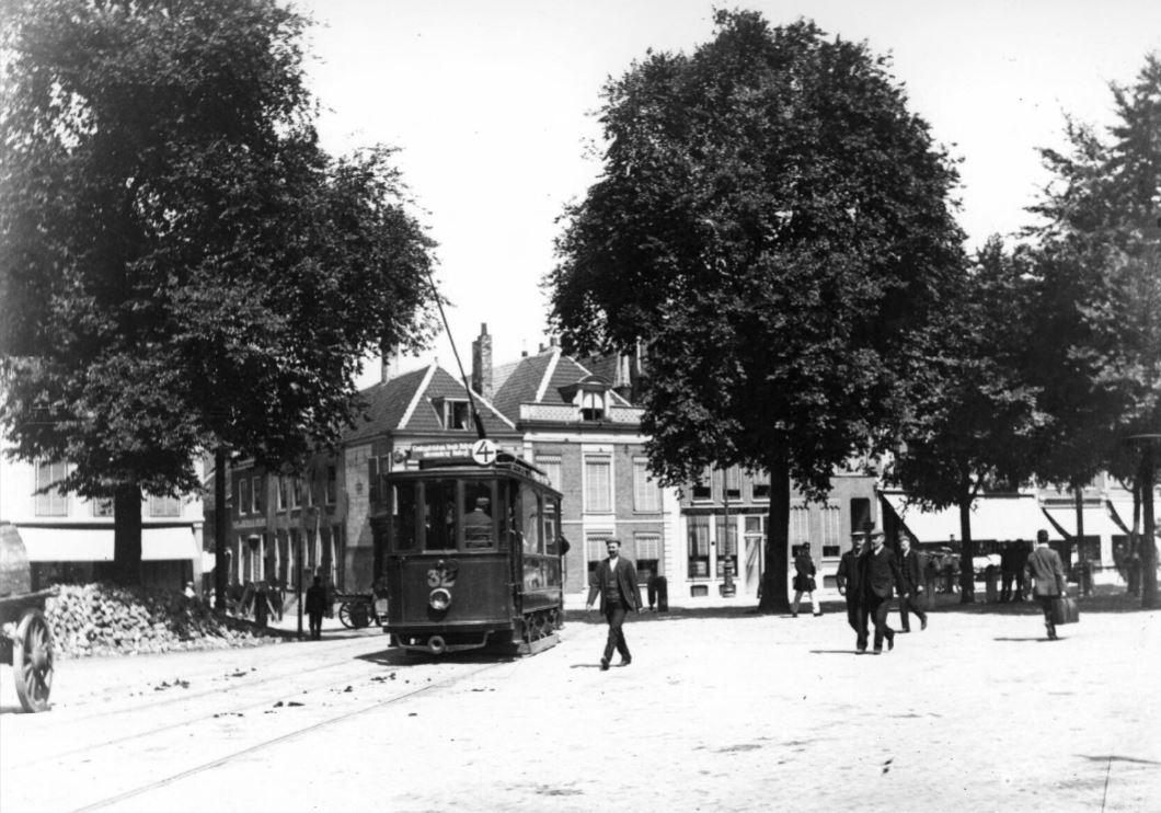 tram utrecht vroeger