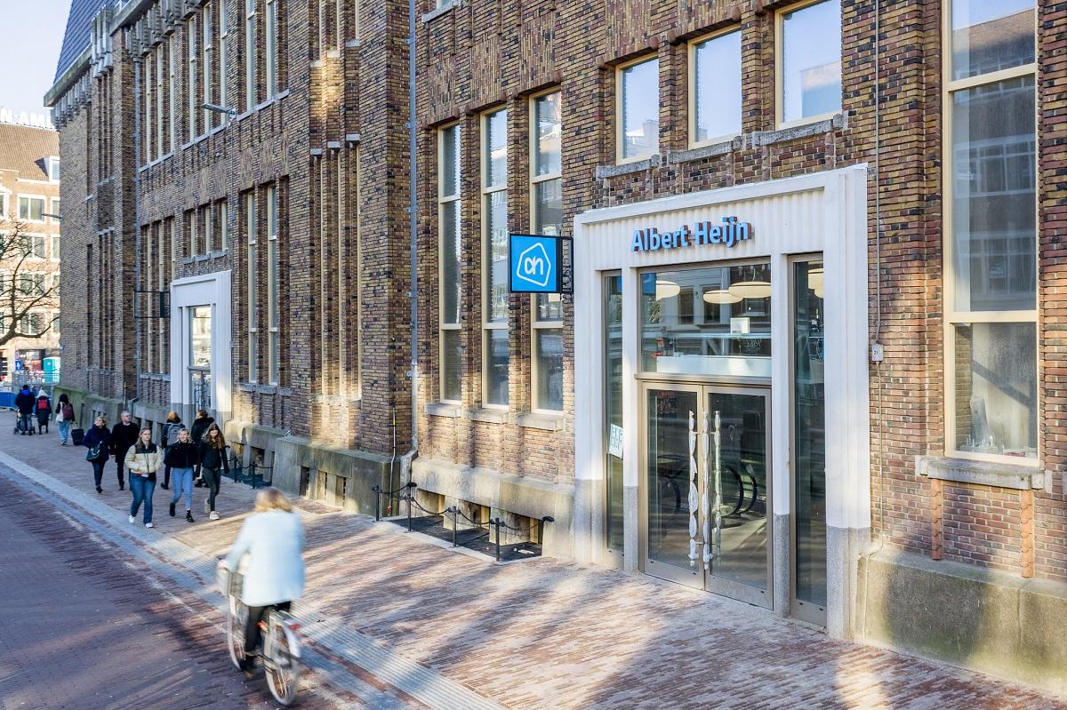 Albert Heijn Post Utrecht
