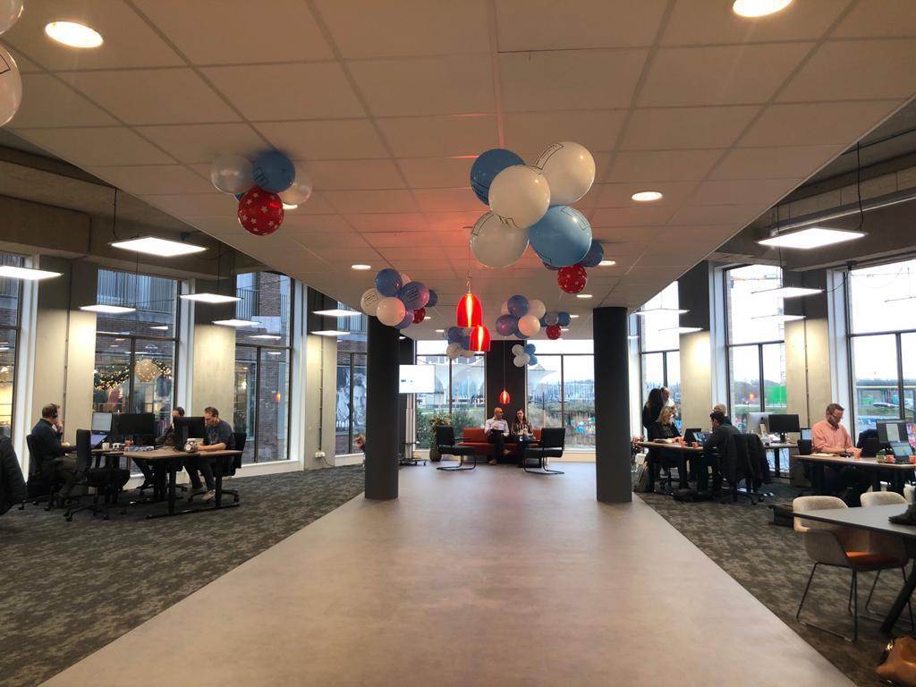 A.S. Watson Group kantoor Leidsche Rijn