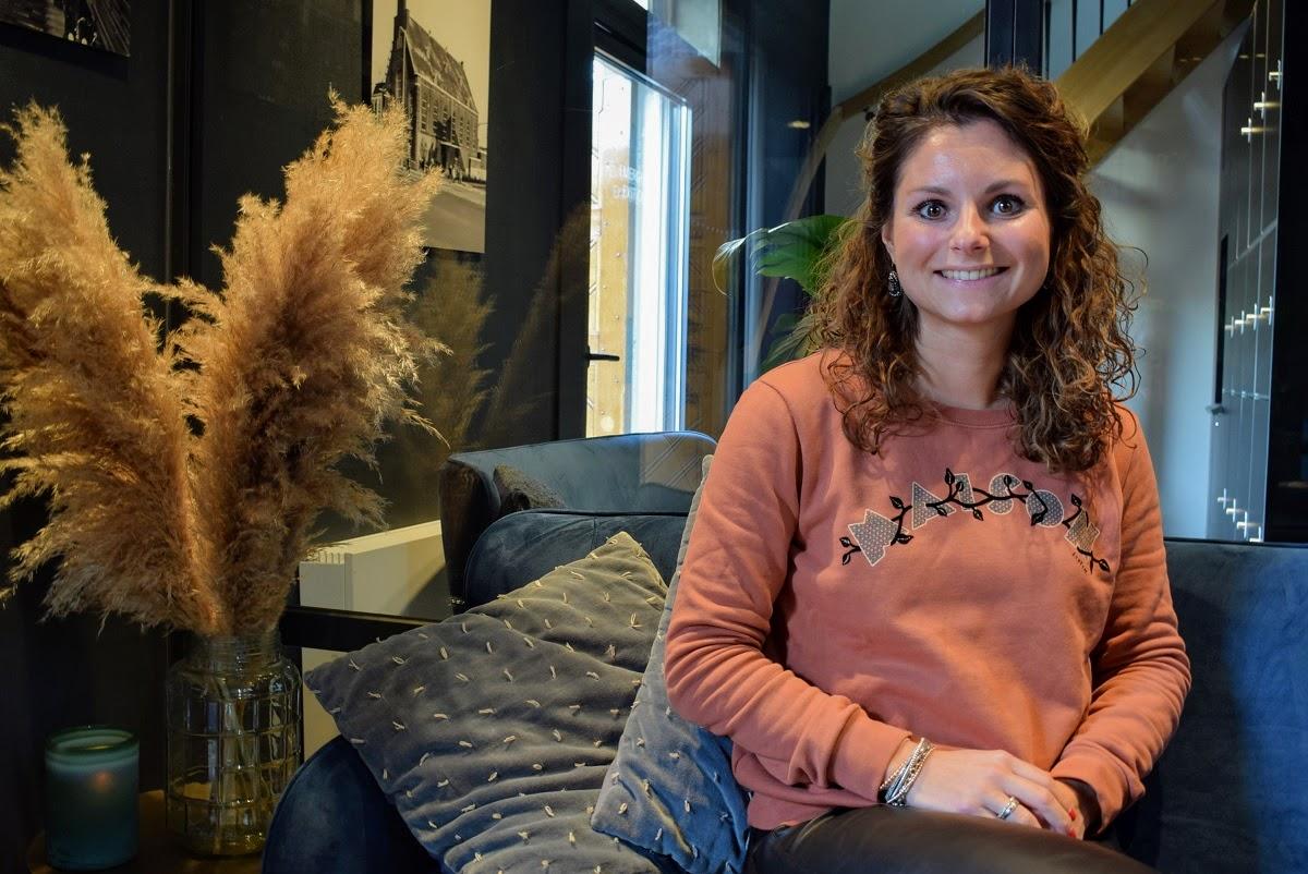 Merel Raab ondernemer uitgelicht werkgeluk