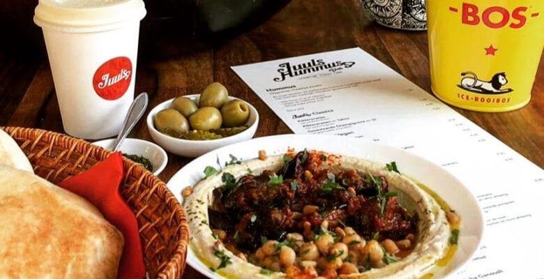 Juuls Hummus