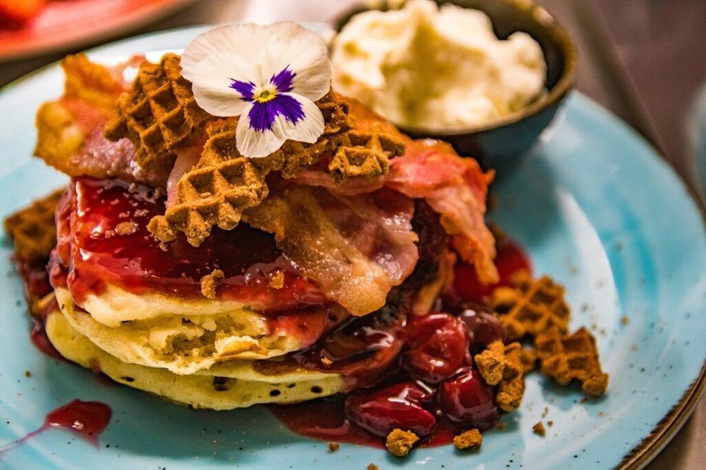 ANNA Pancakes