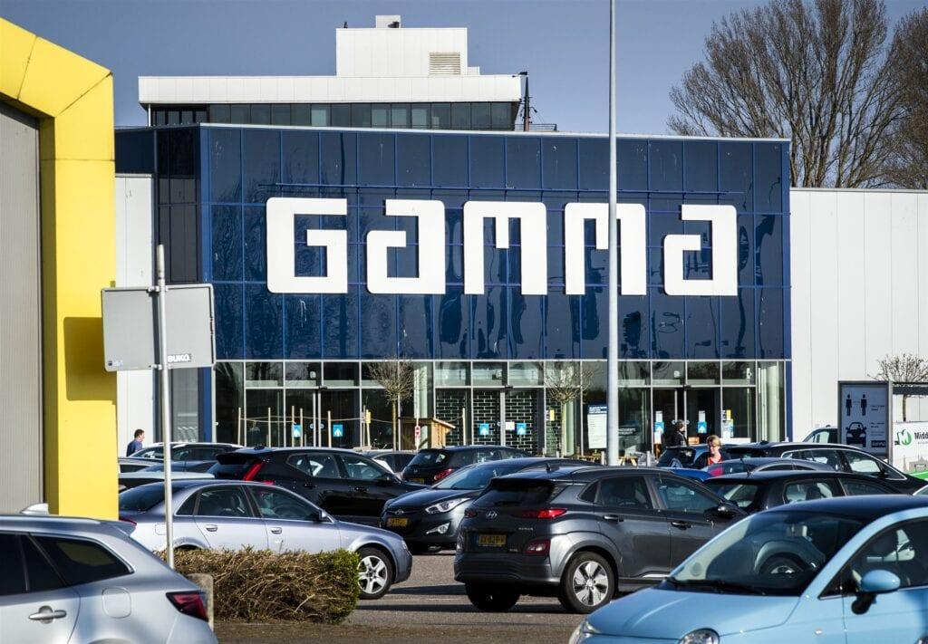 Gamma bouwmarkt in utrecht