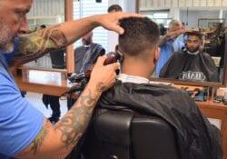 Hair Kappersopleiding barber model gezocht