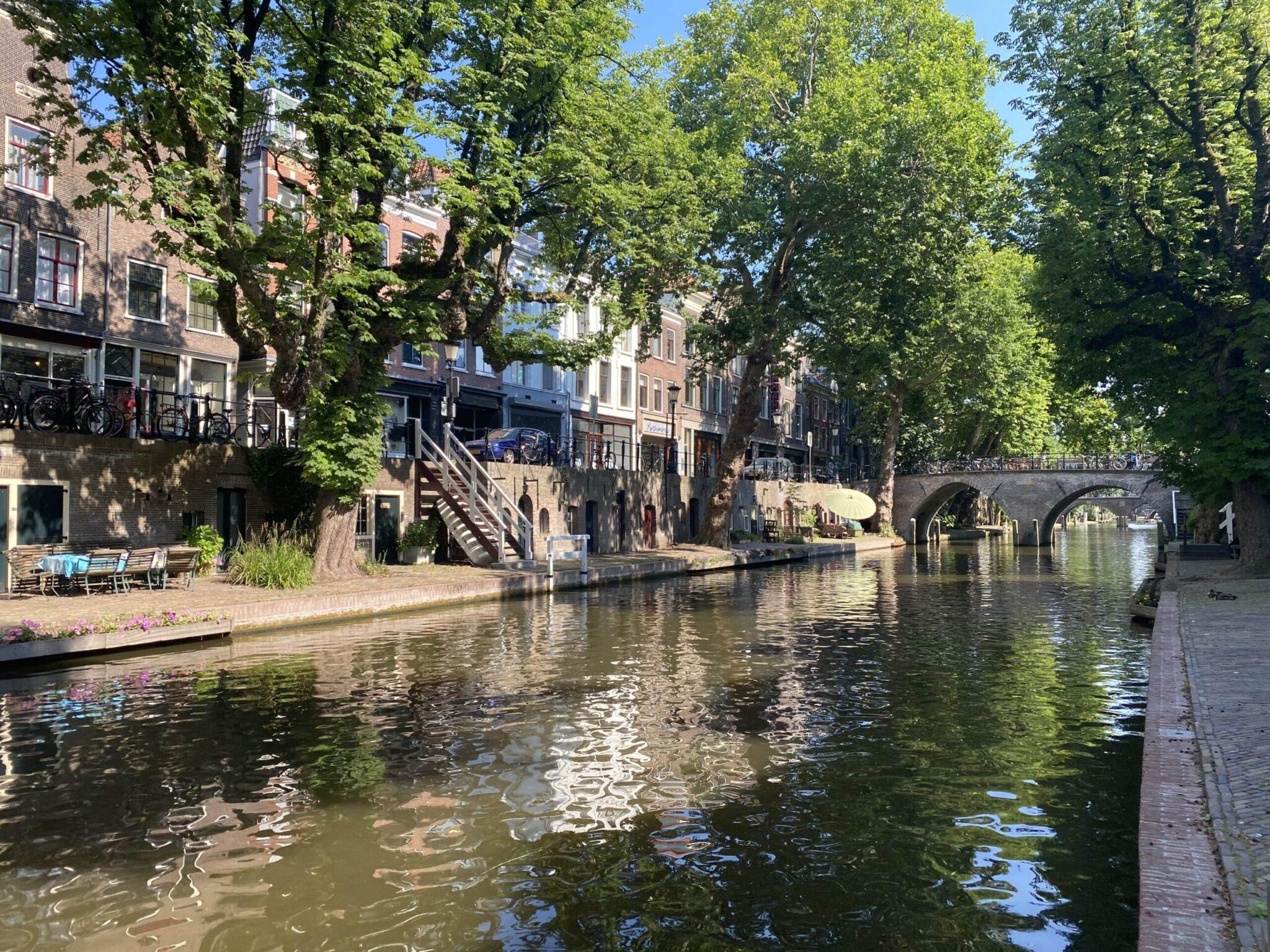 overnachten in Utrecht