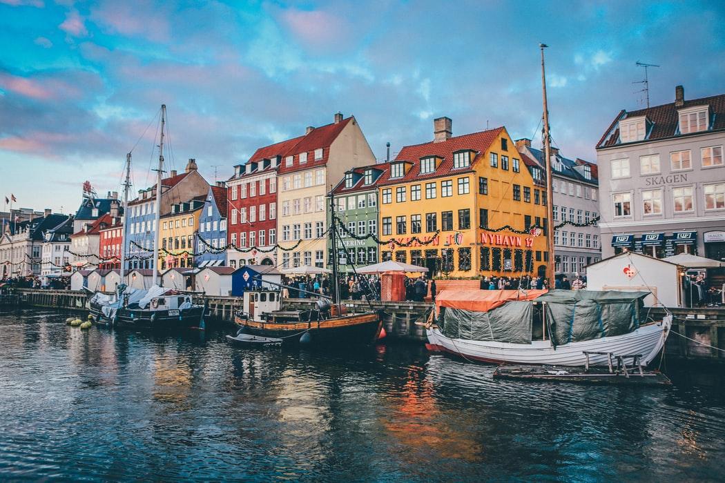 Kopenhagen, vakantie Scandinavië
