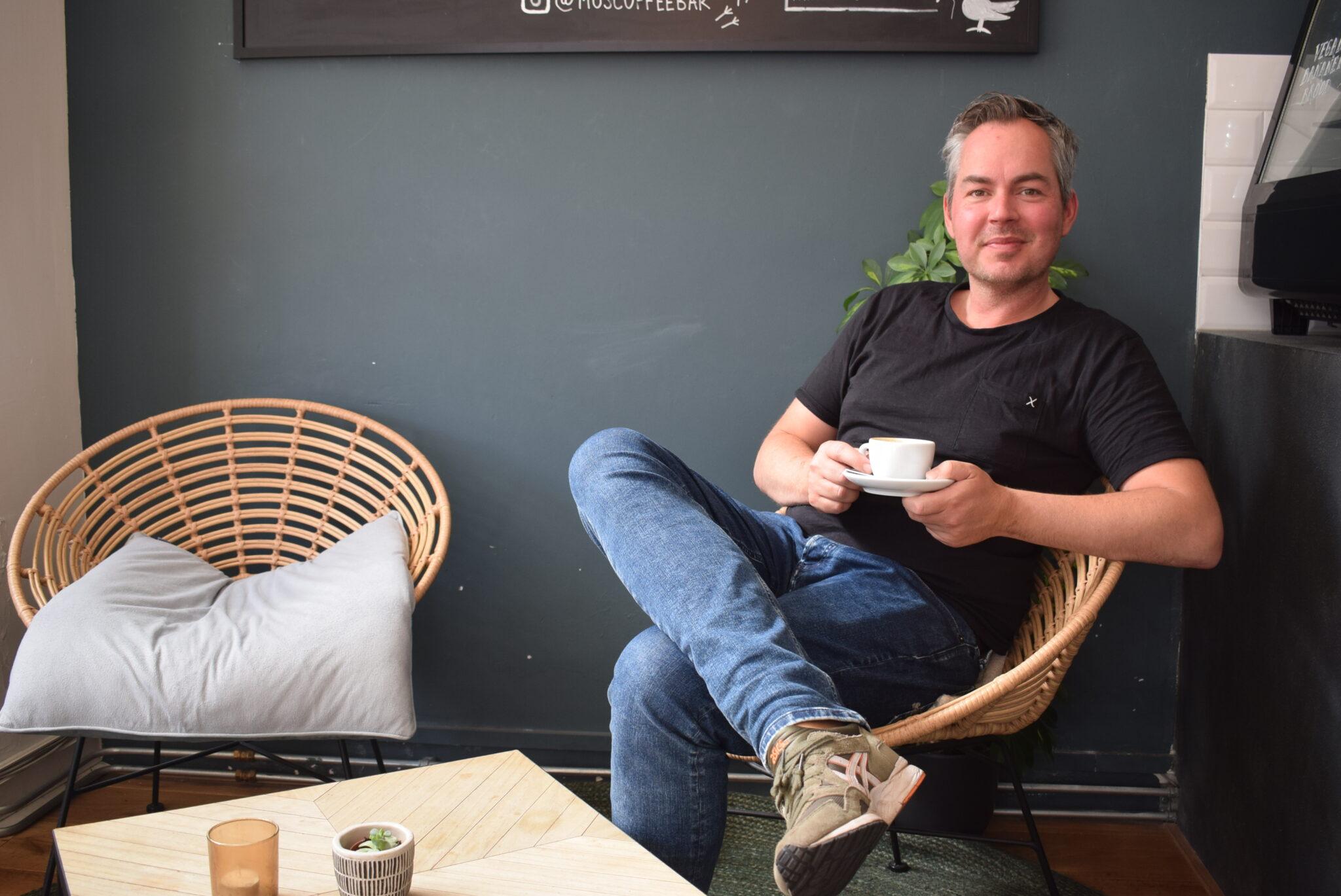 Guus van Deelen Street Food Tour Utrecht