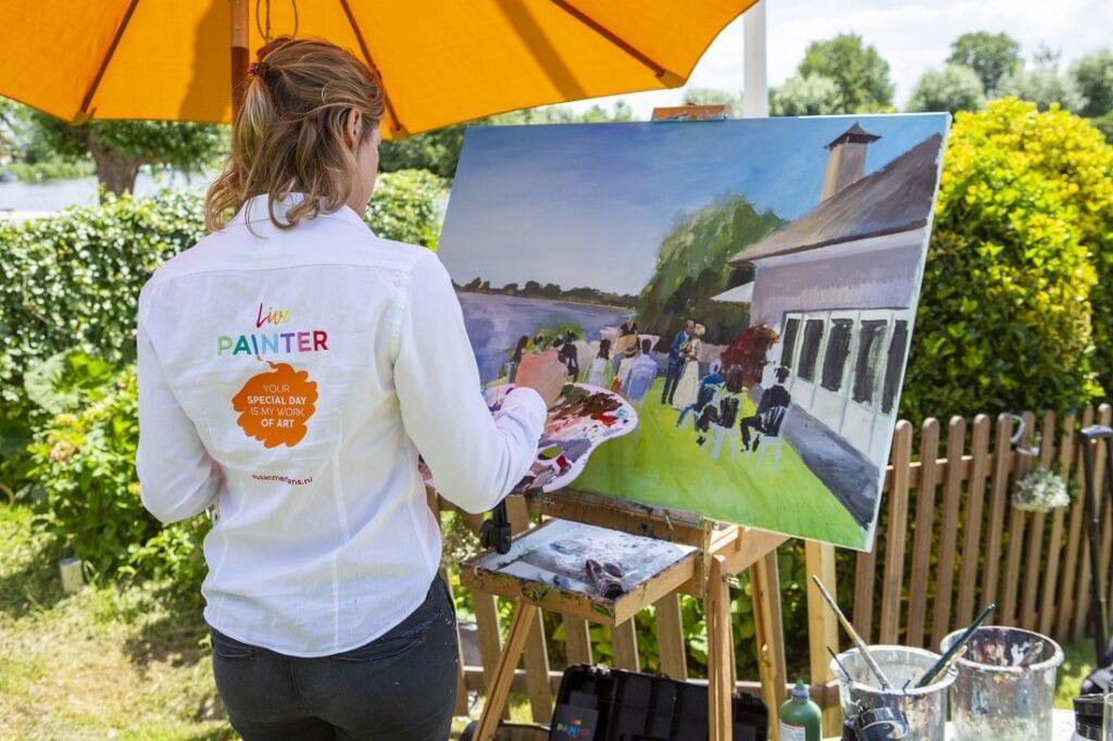 Live painter