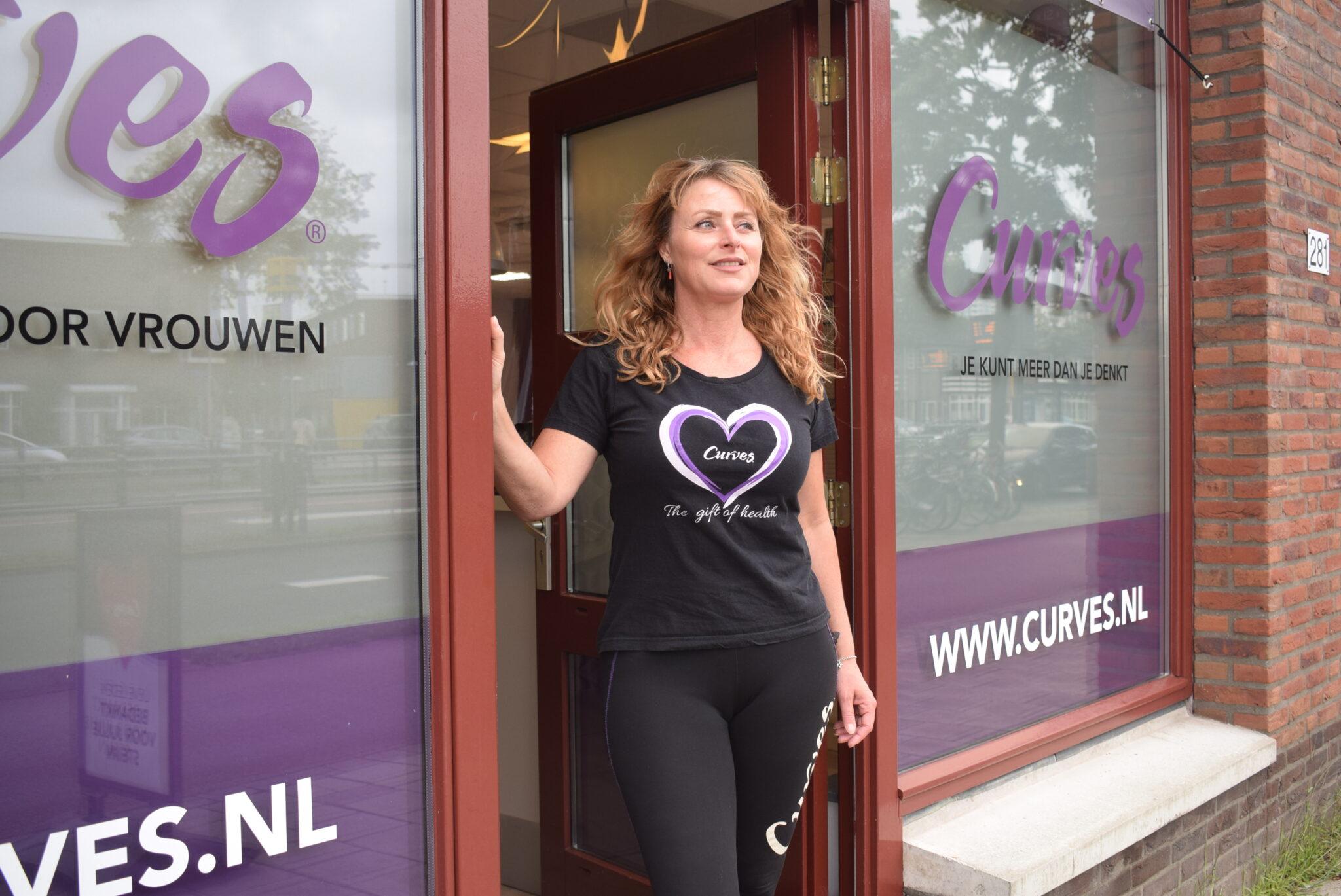 Vanessa Kalis Curves Utrecht