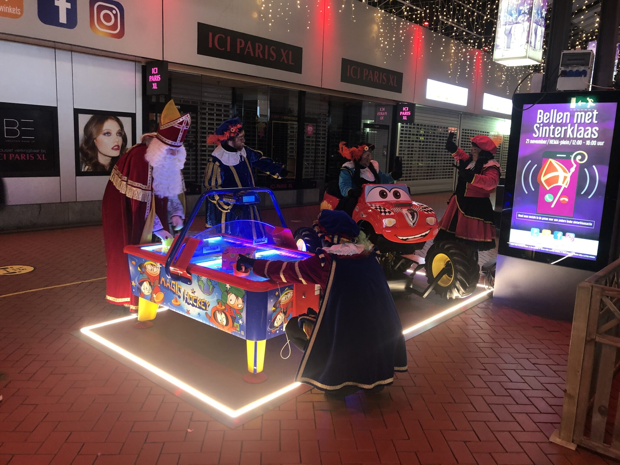 Foto: Shoppingcenter Overvecht
