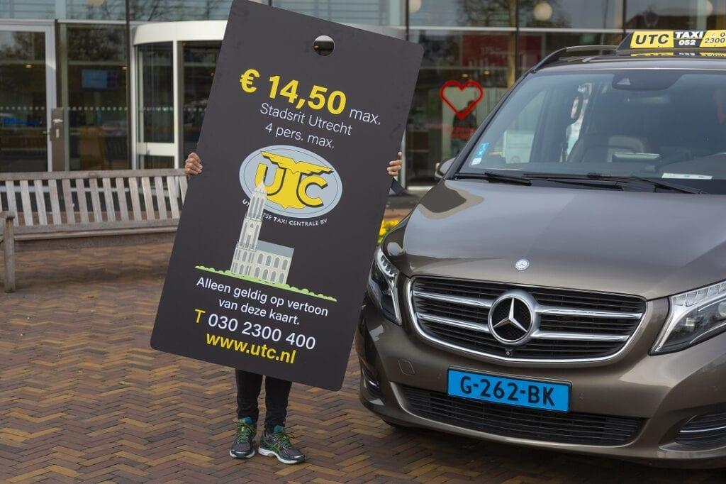 Utrechtse Taxi Centrale UTC
