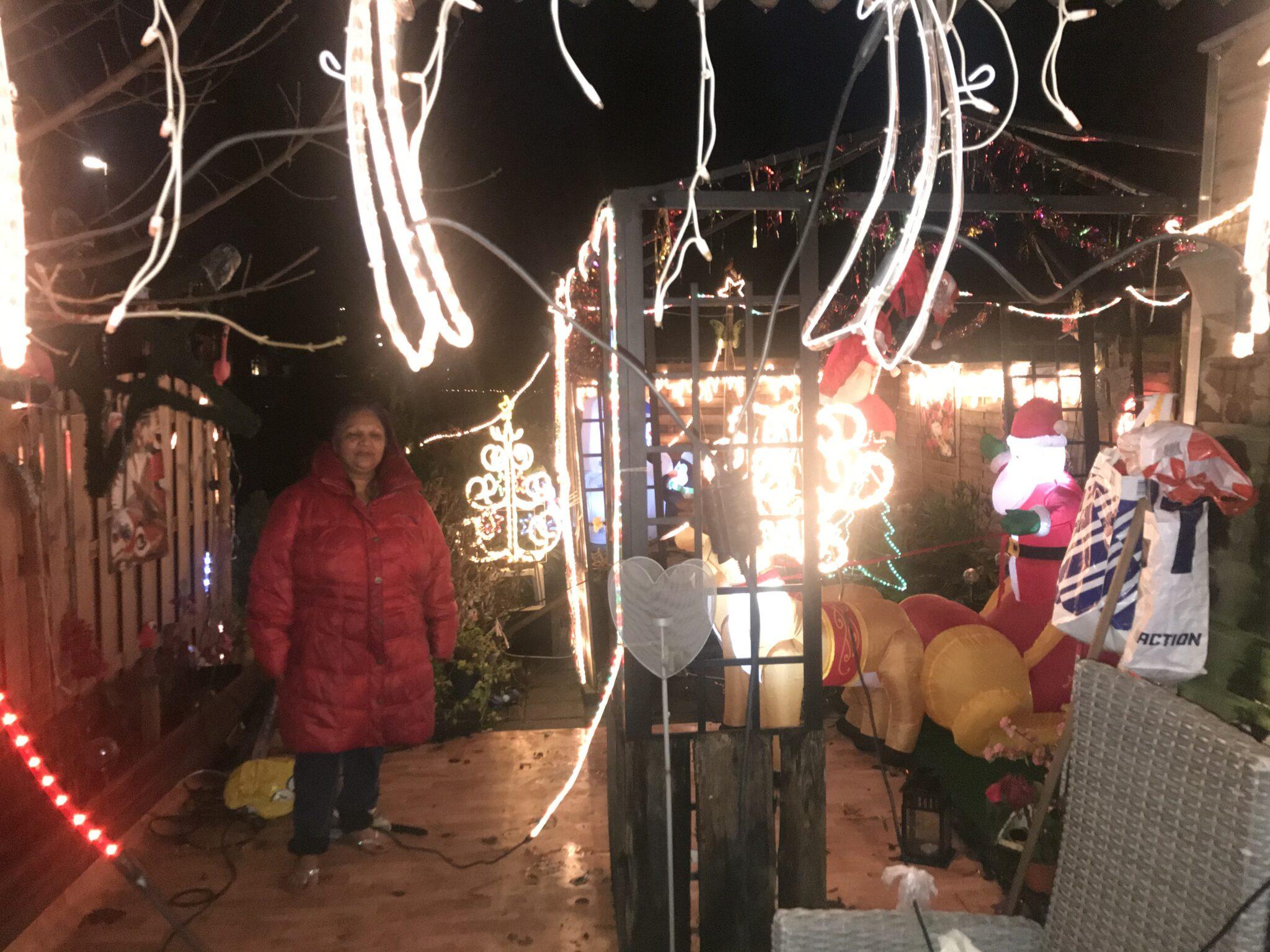 Usha kersthuis