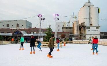 schaatsen utrecht