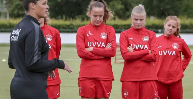 UVVA Utrechtse Vrouwenvoetbal Academie