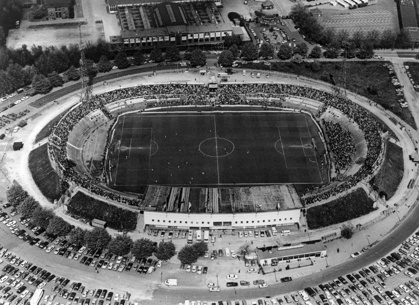 Stadion oude Galgenwaard