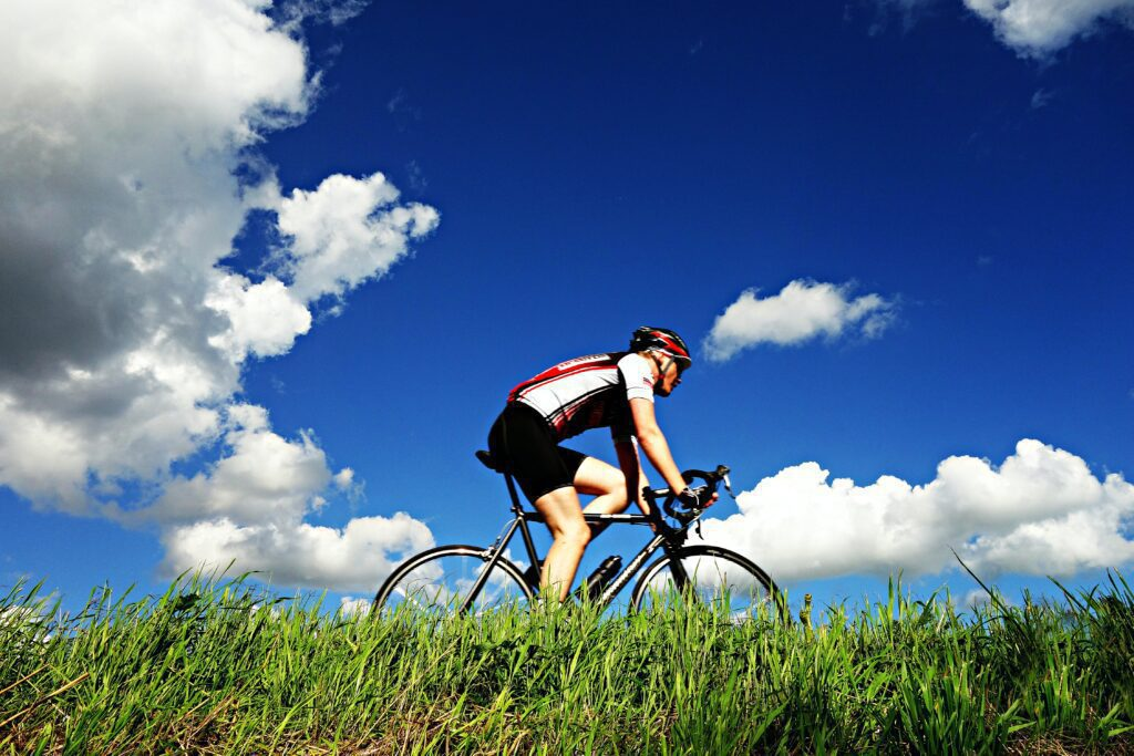 fietsen wielrennen