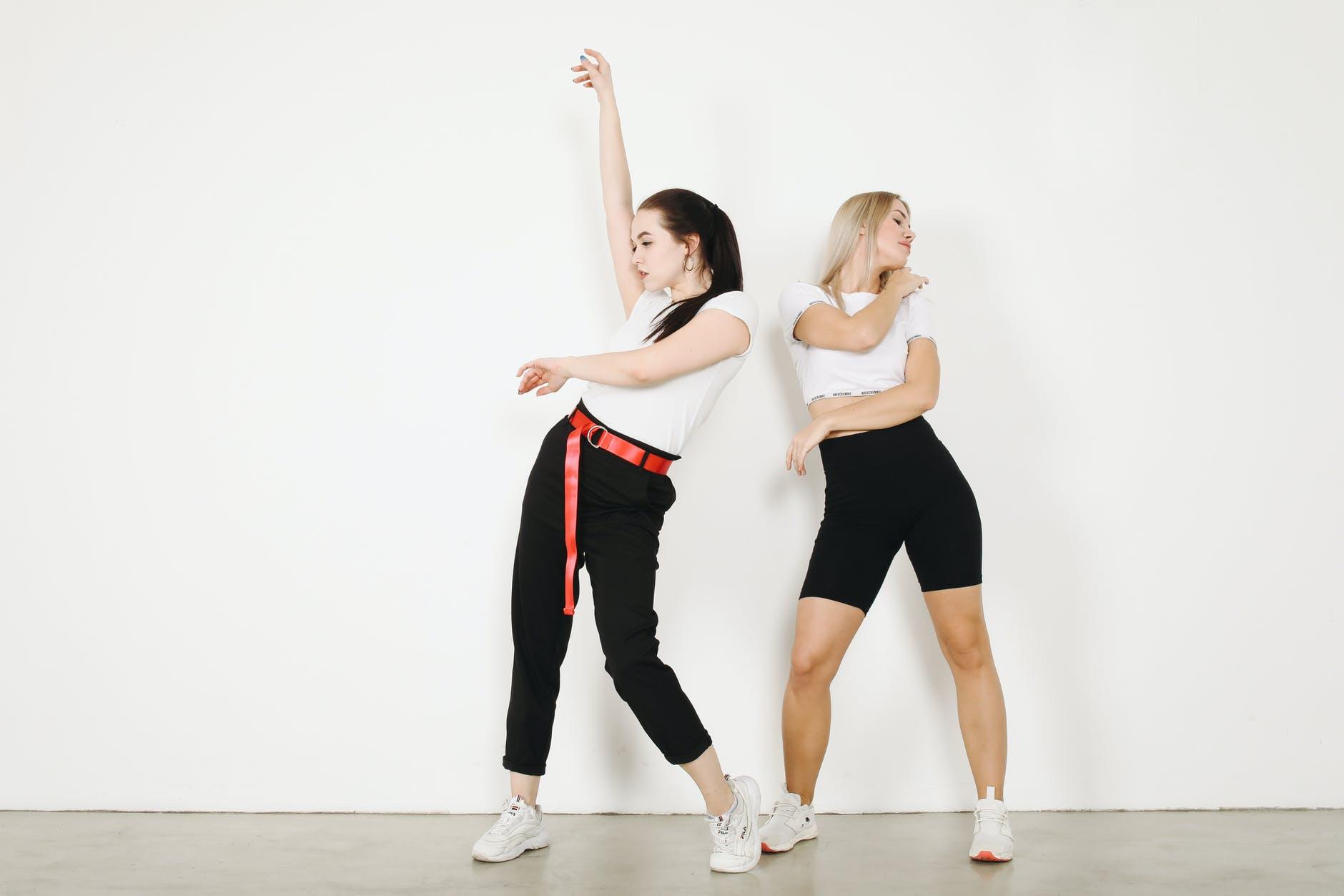 Dansen latin fitness