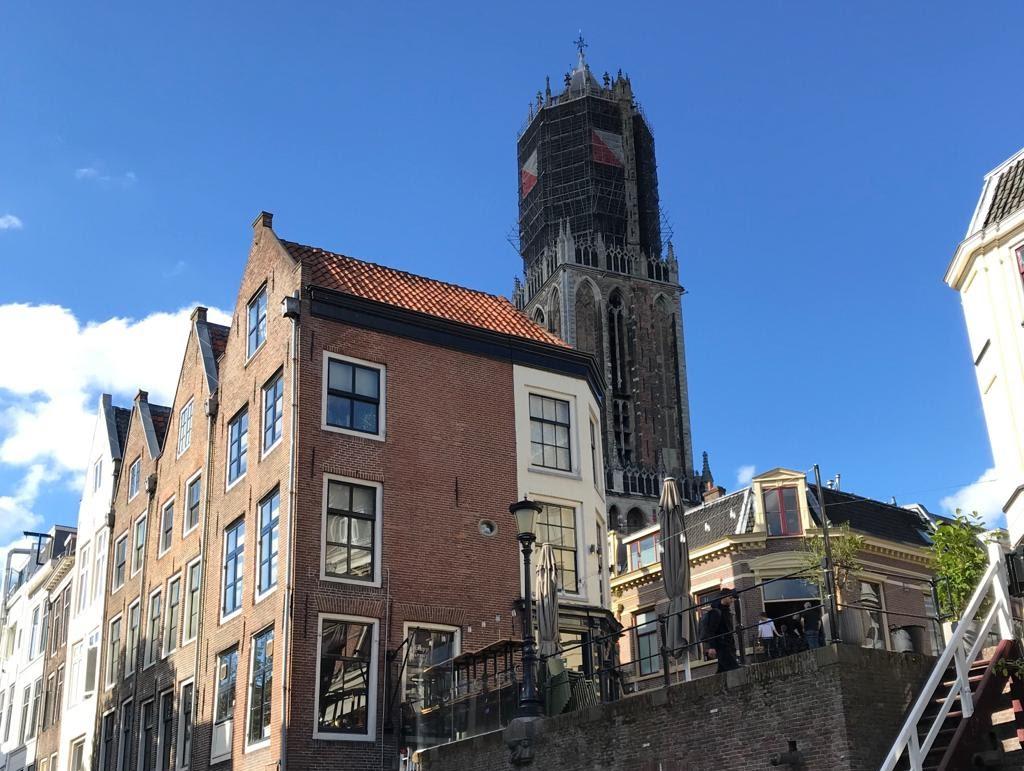 Domtoren zomer Utrecht