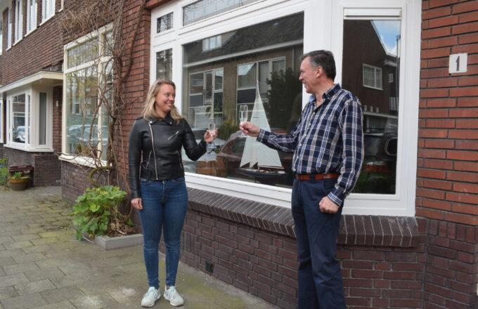 Walton Makelaars Nancy oog in al Byronstraat