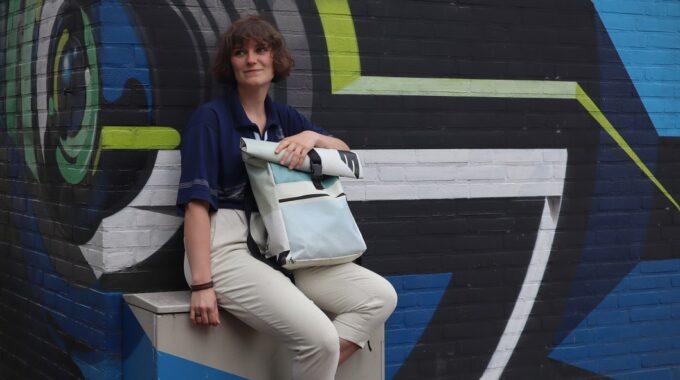Bennie backpack Ezra