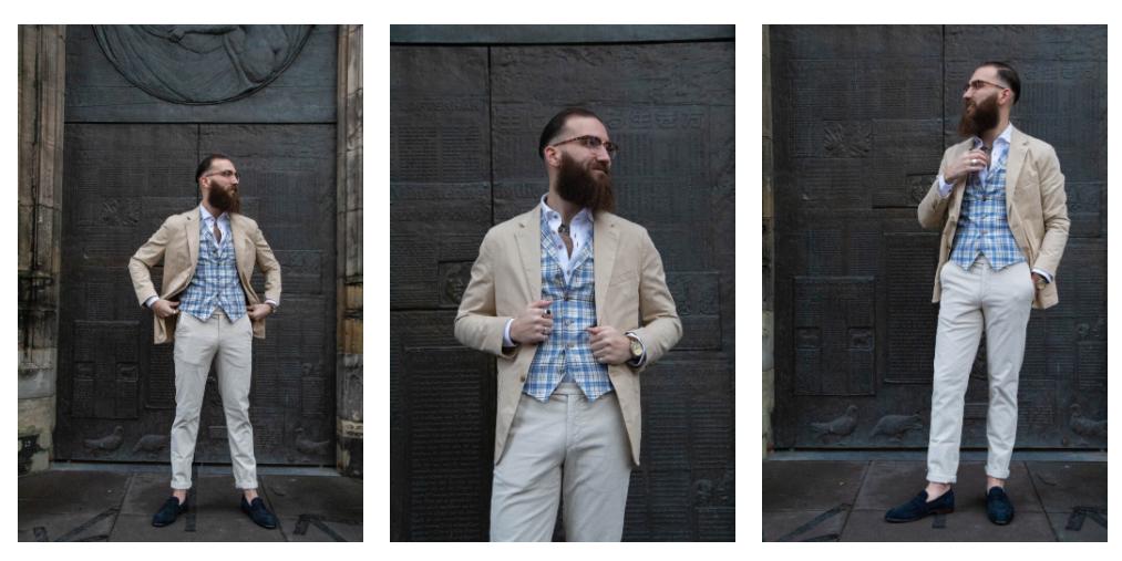 Thom Broekman dresscode