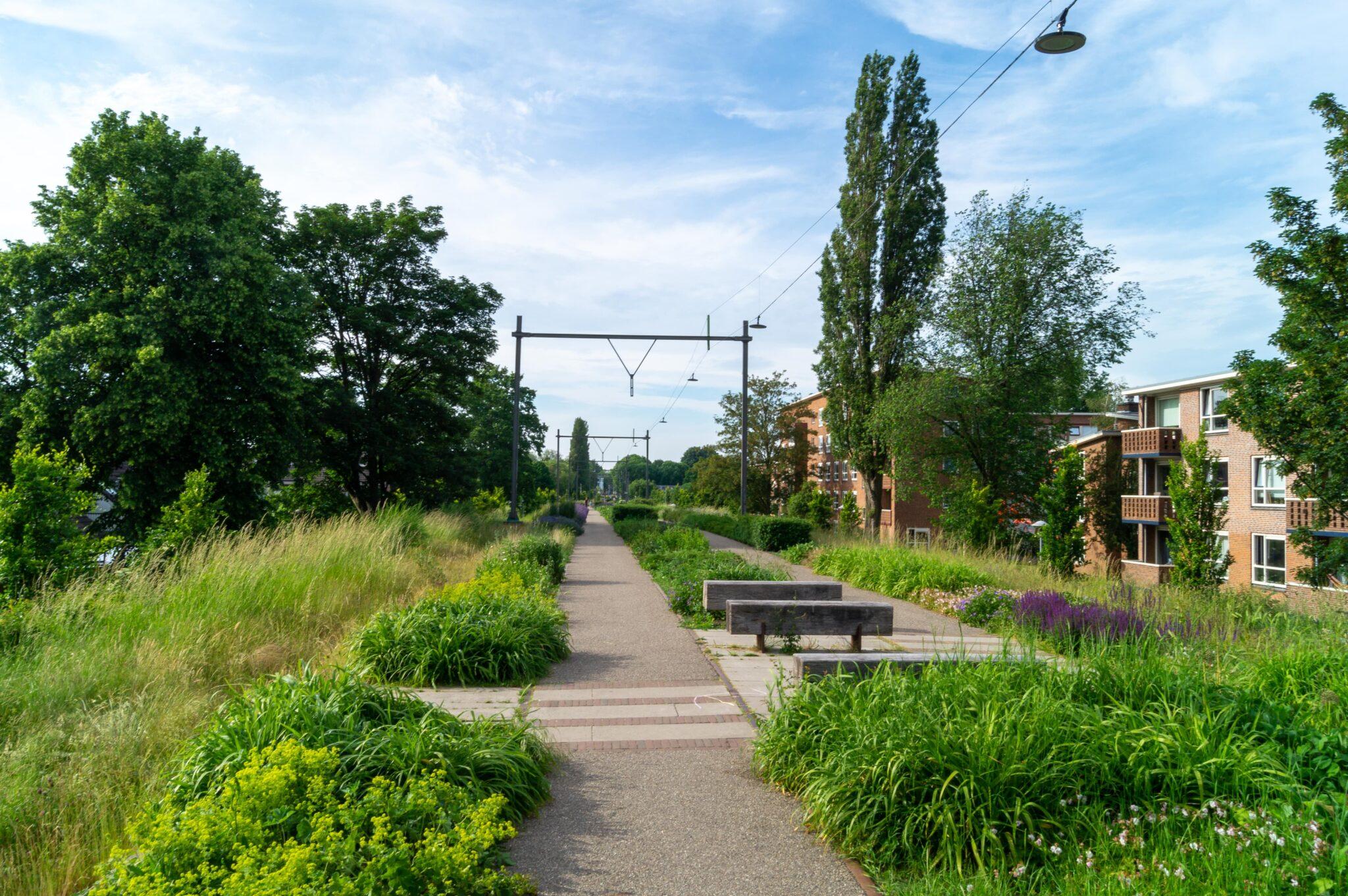 Oosterspoorbaanpark utrecht