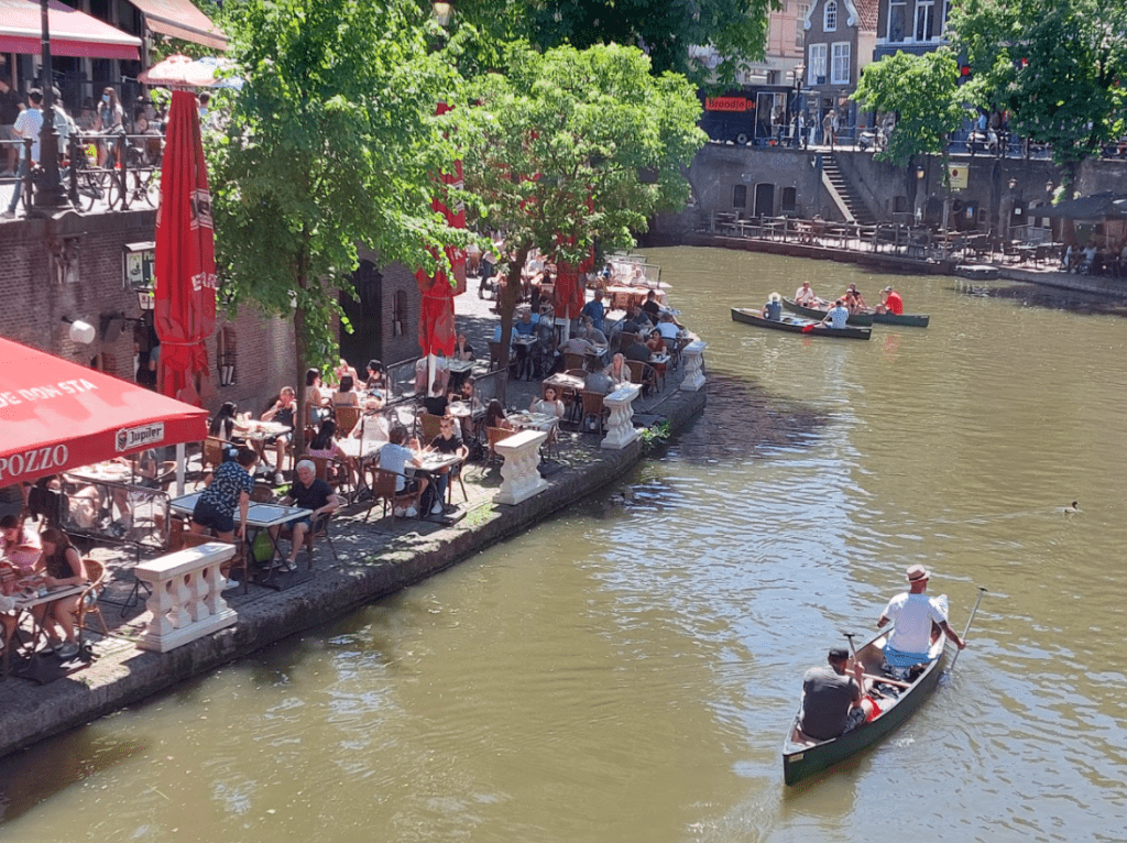 5 x that is what vacationers favor to do in Utrecht